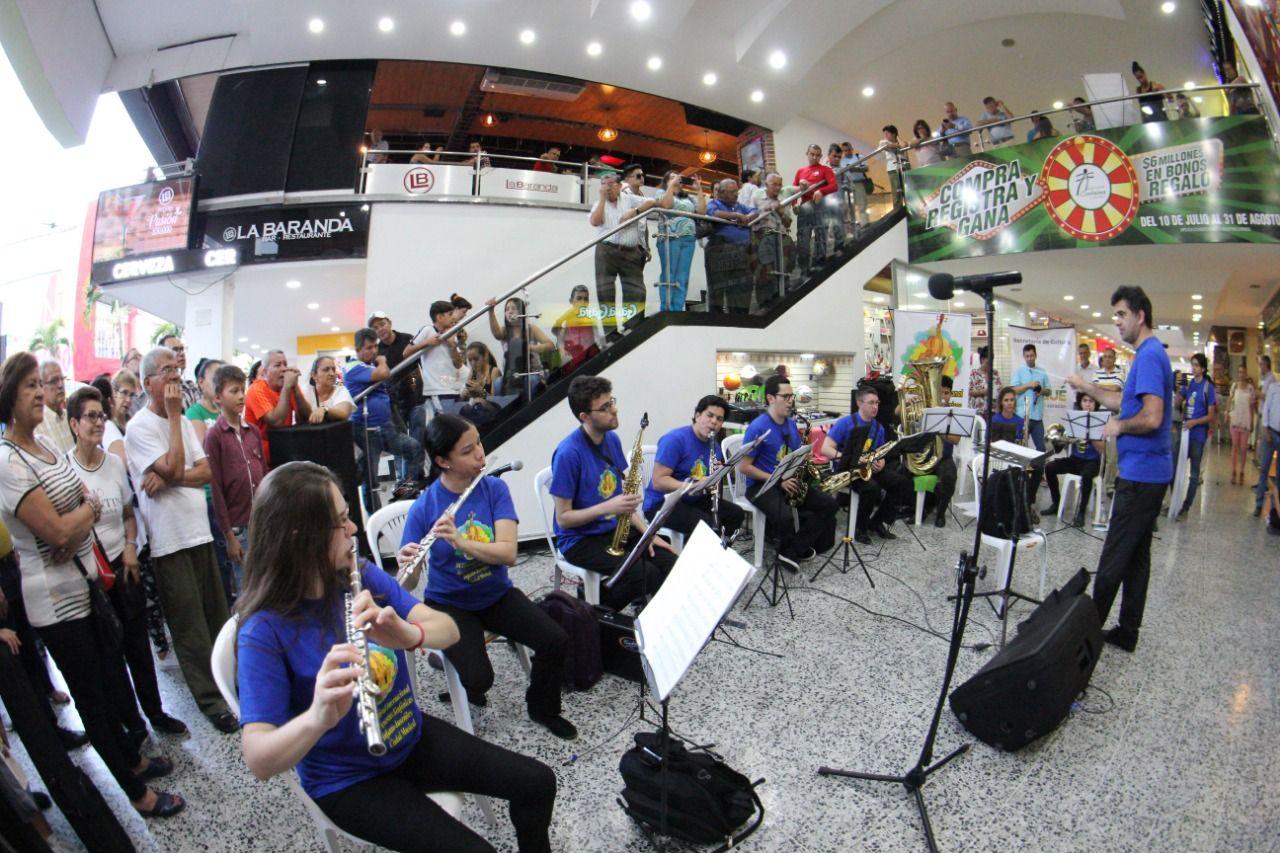 Este fin de semana habrá festival internacional de orquestas sinfónicas
