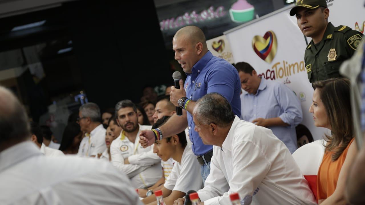 Casi $ 4.800 millones para la logística de Tolima en Juegos Nacionales