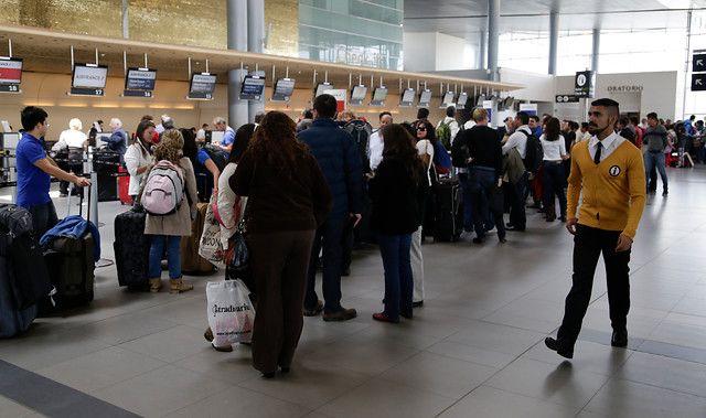 Aerocivil ordena extremar seguridad en aeropuertos