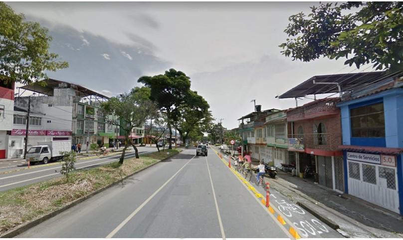 Avenida Ambalá también tendrá ciclorruta
