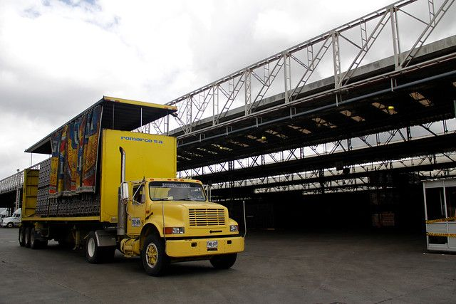 Bavaria amplía su flota con camiones eléctricos