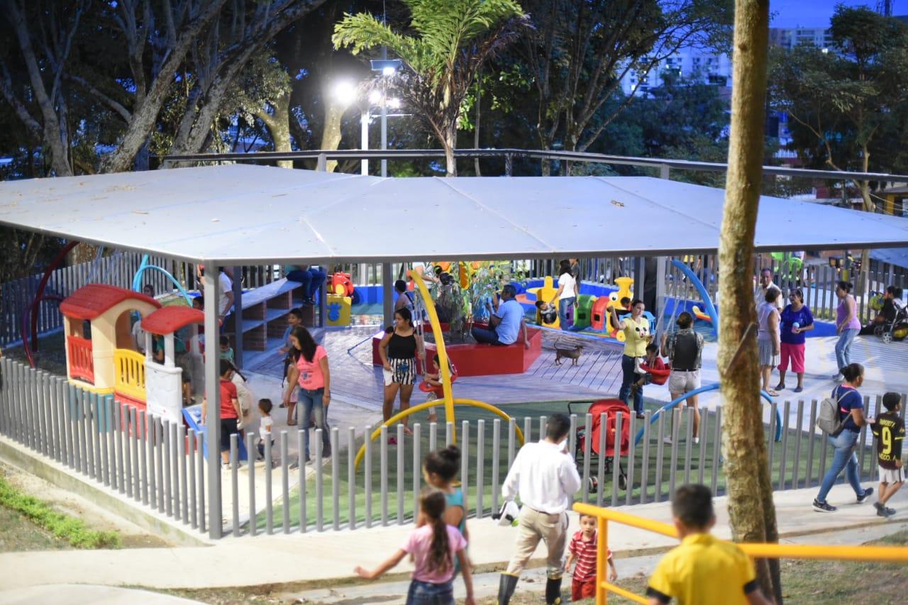 Alcaldía ha recuperado 145.827 metros cuadrados de espacio público
