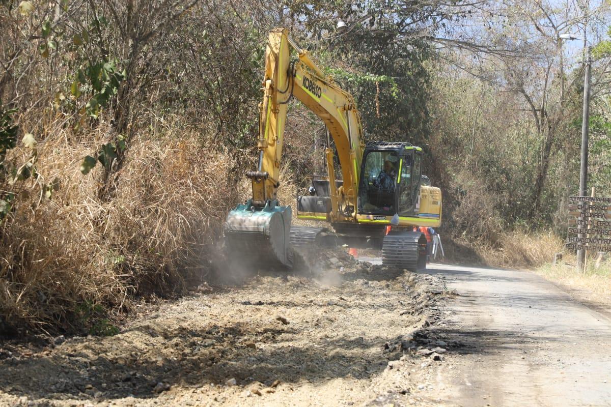 Avanzan procesos de intervención e infraestructura de vías en el Tolima