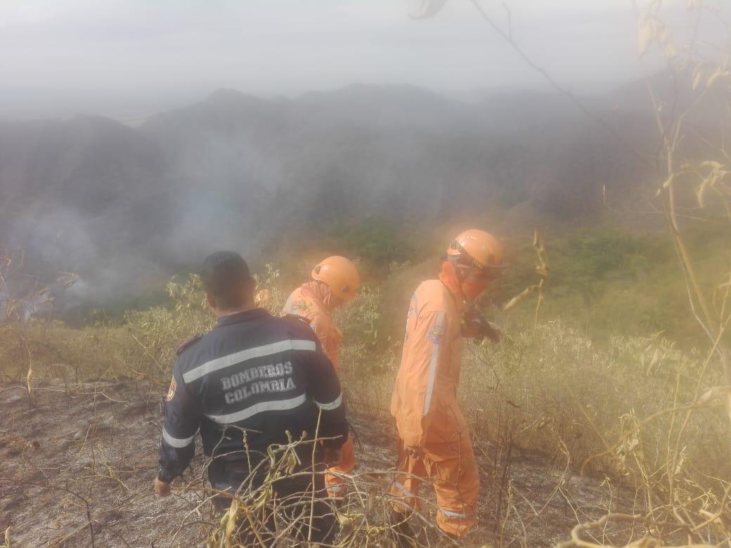 Más de mil hectáreas consumidas por incendio forestal en Alvarado