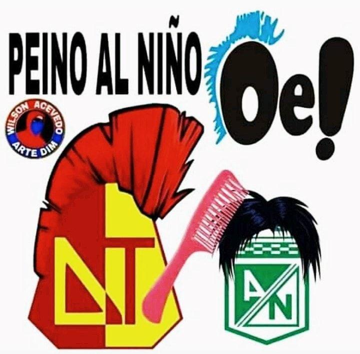 Los mejores memes de la eliminación de Nacional en Ibagué