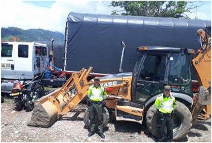 Adelantan intervenciones para contrarrestar la minería ilegal en Ibagué