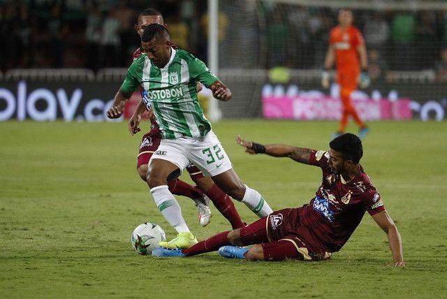 Deportes Tolima no pudo sumar ante Nacional en Medellín