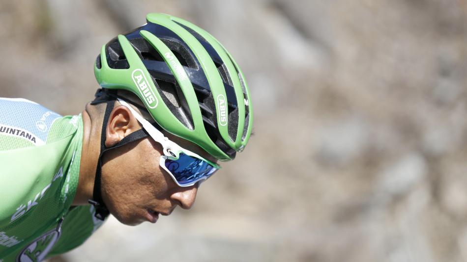 Nairo 'escaló' al segundo puesto en la general de la Vuelta a España