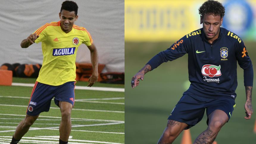 Este viernes Colombia se mide en amistoso ante Brasil en Miami