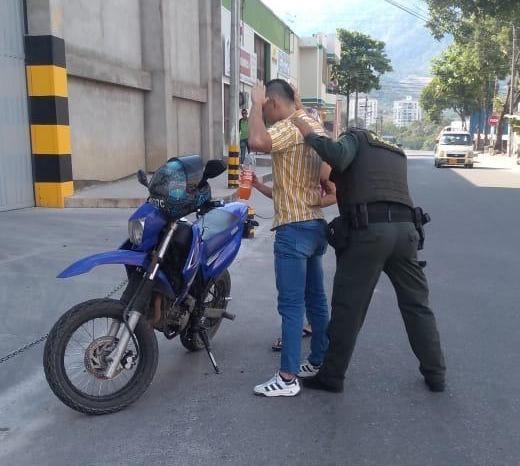 508 armas cortopuntantes se incautó la Policía en la primera semana de septiembre