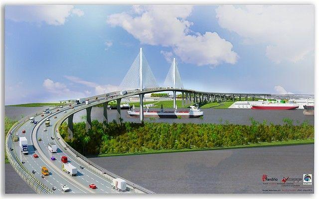 Conozca más del 'Puente Pumajero', ejemplo de infraestructura