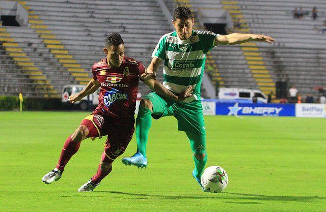 Deportes Tolima complicó su clasificación