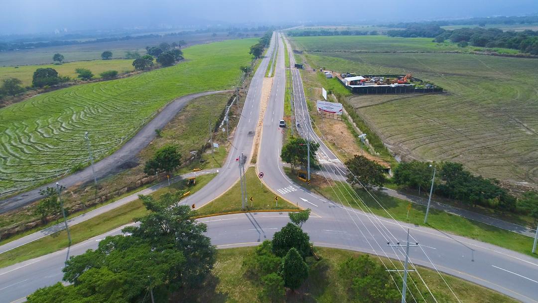 Diseño de la vía al aeropuerto no puede modificarse