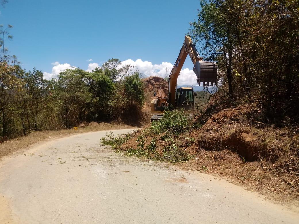 Cierres temporales de la vía entre Ibagué y Rovira