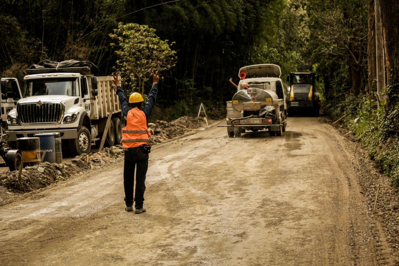 Inversión total en la vía Ibagué - Juntas será de 22 mil millones de pesos