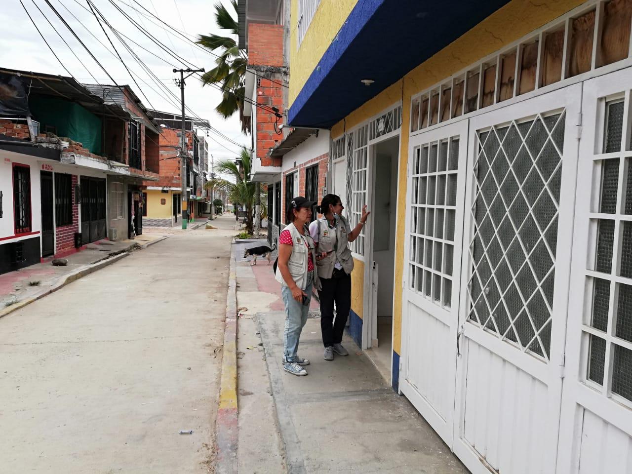 Adelantan visitas en barrios para prevenir enfermedades transmitidas por mosquitos