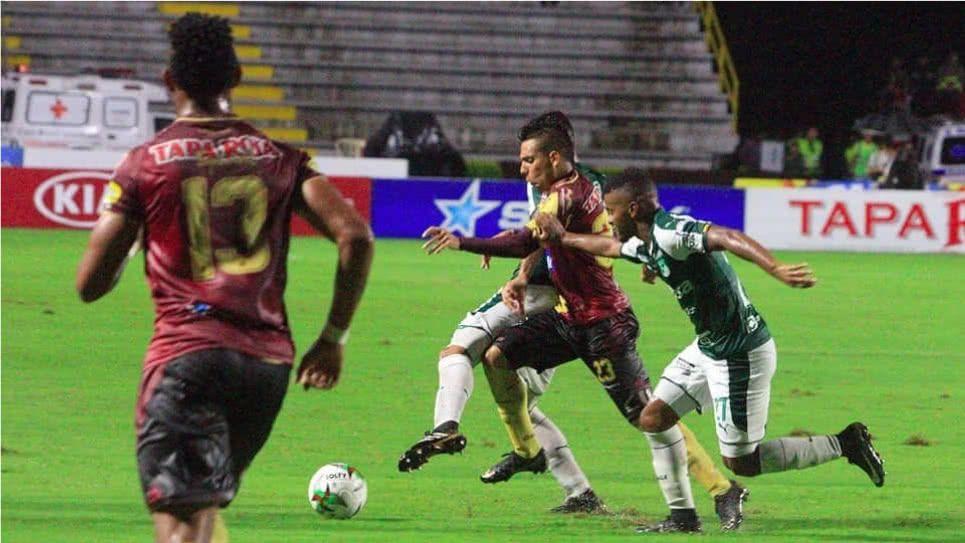 Deportes Tolima buscará dar el primer golpe este miércoles ante el Cali