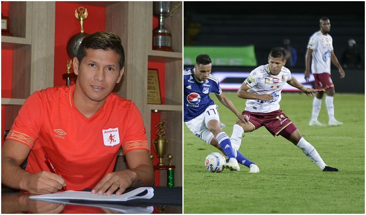 Deportes Tolima llevará al TAS el caso de Rafael Carrascal y el fallo de tribunal de la Dimayor