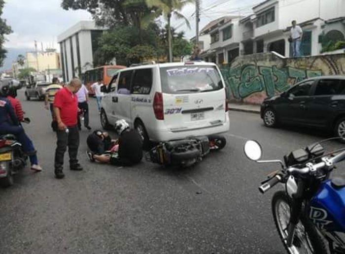 Este año 933 personas han resultado heridas por accidentes de tránsito en Ibagué