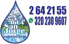 agua san jorge