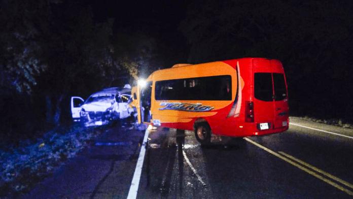 Accidente de una Rápido Tolima dejó dos muertos y 15 heridos en carreteras del Huila