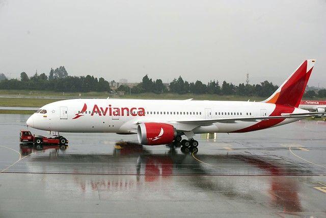 Avianca canceló vuelos desde y hacia Ecuador
