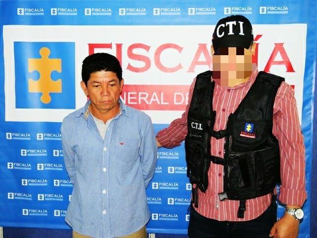 Capturado tras intentar asesinar por celos a un mototaxista