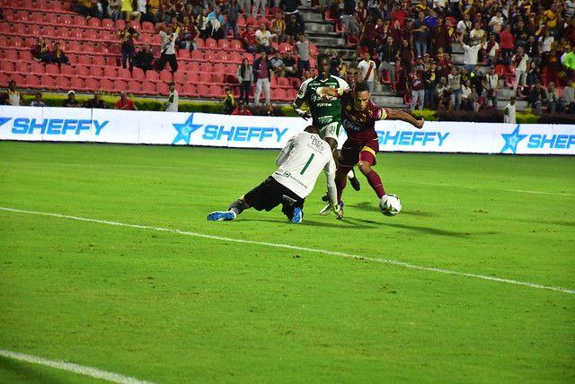 Terminó el 'sueño' del Deportes Tolima en Copa