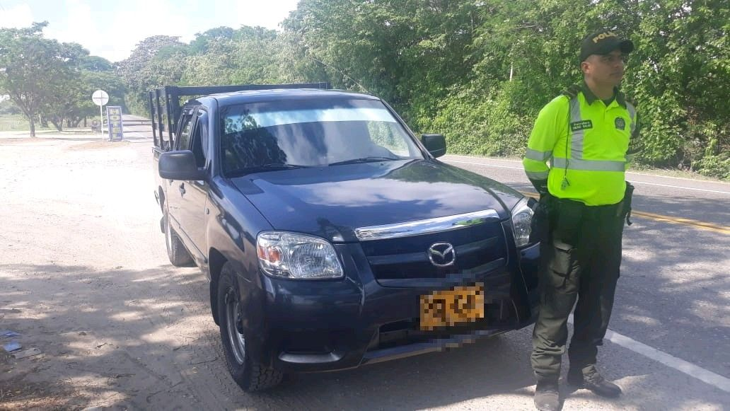 Policía del Tolima recuperó vehículos robados, avaluados en 74 millones de pesos