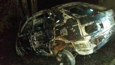 Una menor murió en incendio vehicular entre Honda y La Dorada