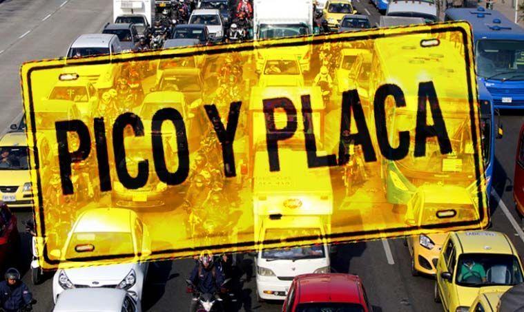 Comerciantes piden aliviar restricción de 'pico y placa' en semana de receso escolar en Ibagué