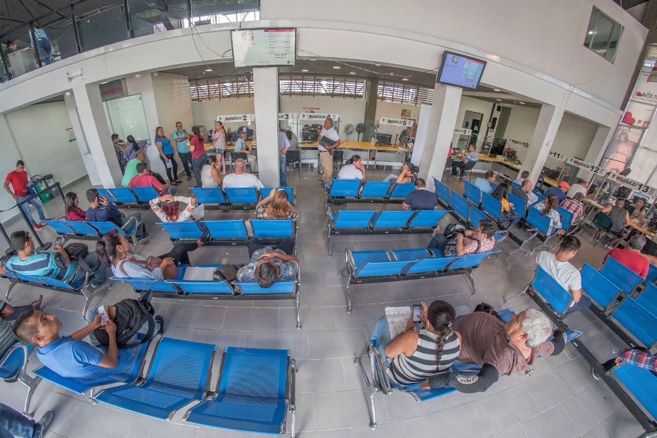 Secretaría de Movilidad ha recaudado $12.931 millones por concepto de trámites