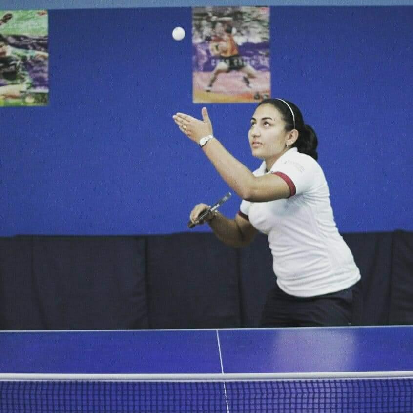 Deportistas de la Liga de Tenis de Mesa continúan su preparación en Alemania