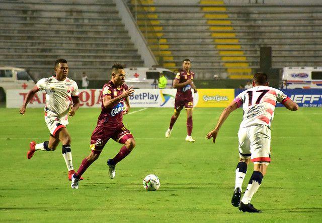 Deportes Tolima transformó en realidad 'un imposible'