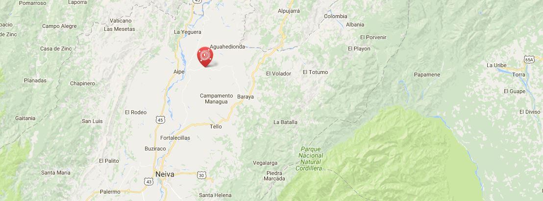 Invertirán 3000 millones de pesos en puente de Las Delicias, sur del Tolima