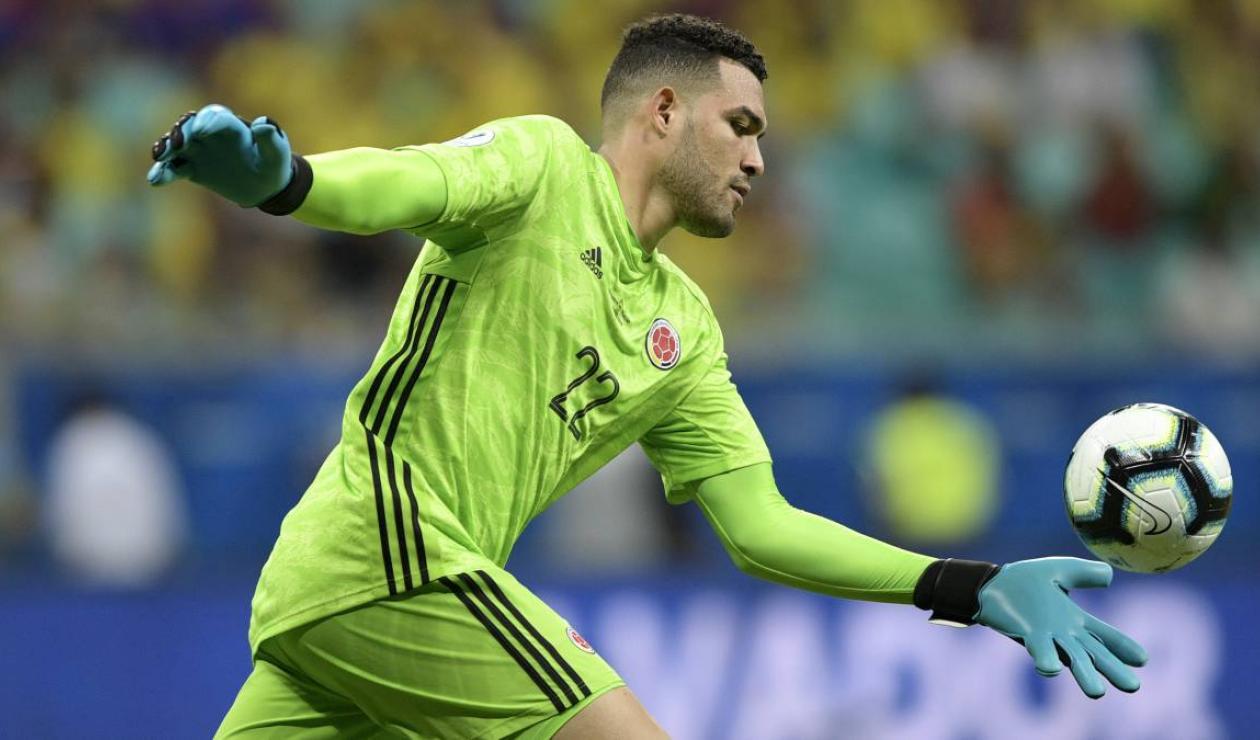 Montero vuelve a la convocatoria de Selección Colombia