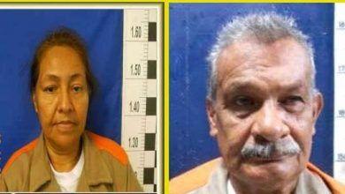 Capturados dos 'abuelos' por tráfico de estupefacientes