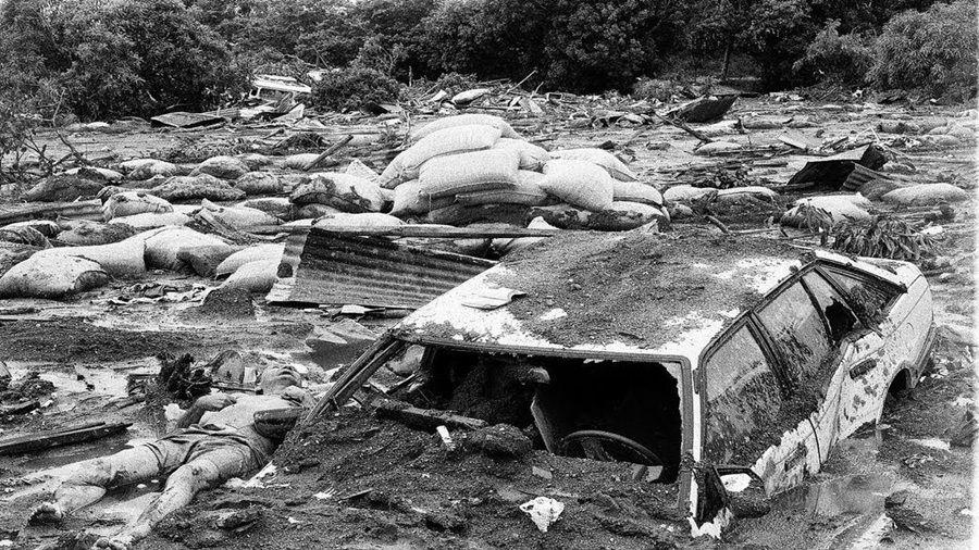 Se cumplen 34 años de la 'desaparición' de Armero