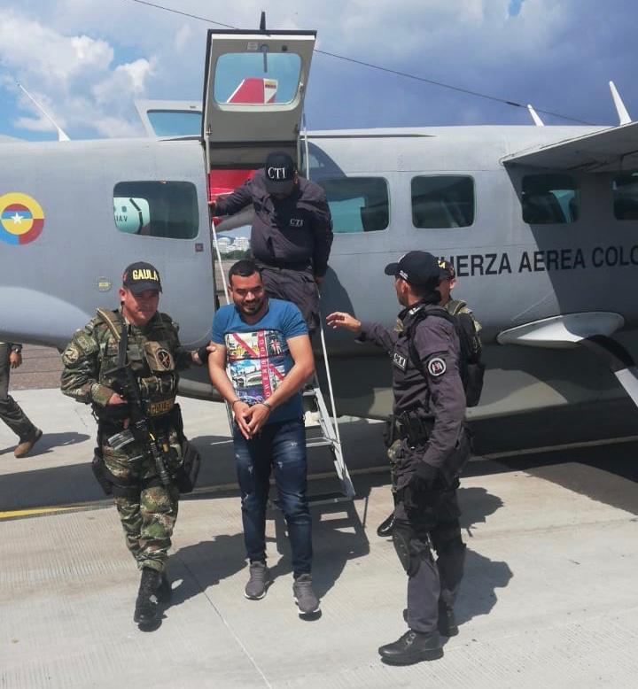 Se escondía en el Tolima luego ase asesinar a líder social