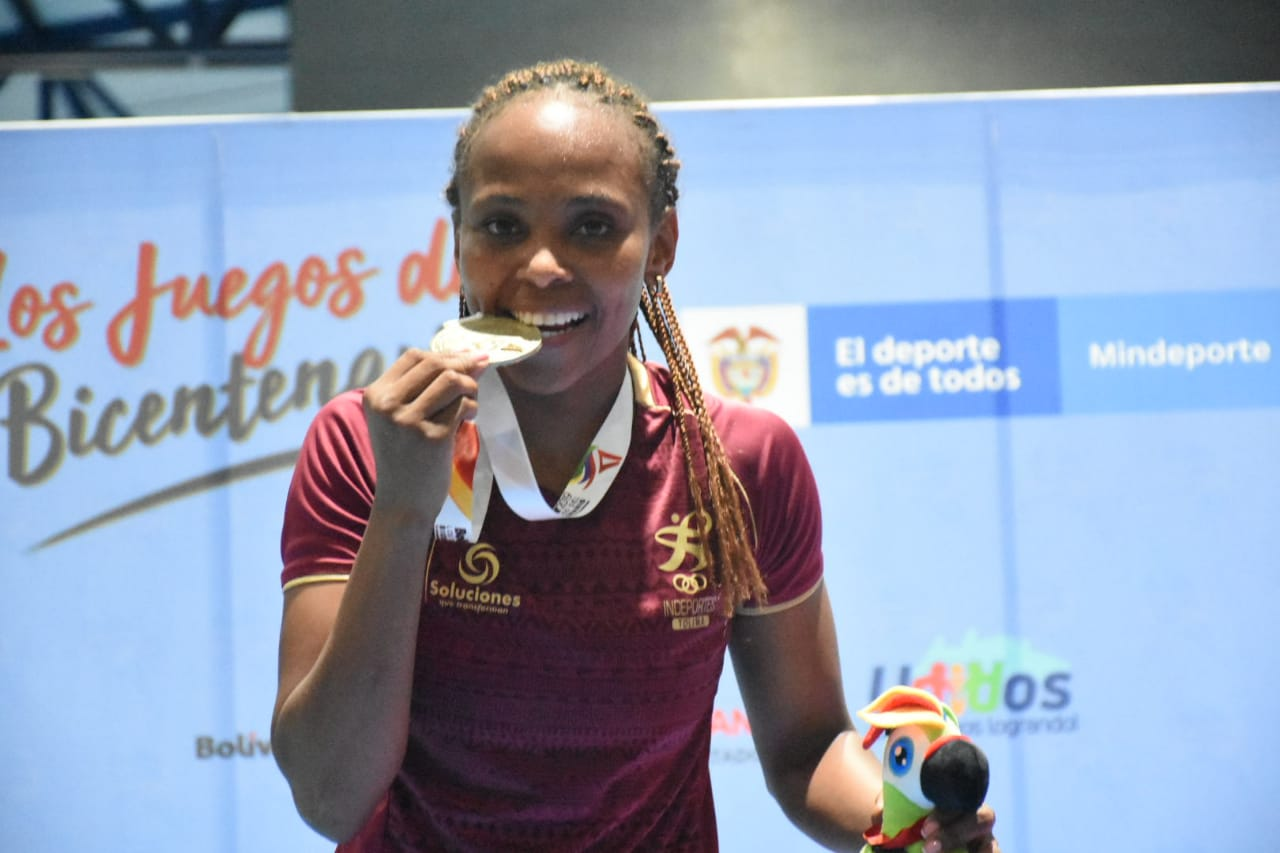 Cuarta medalla de oro para Tolima en Juegos Nacionales