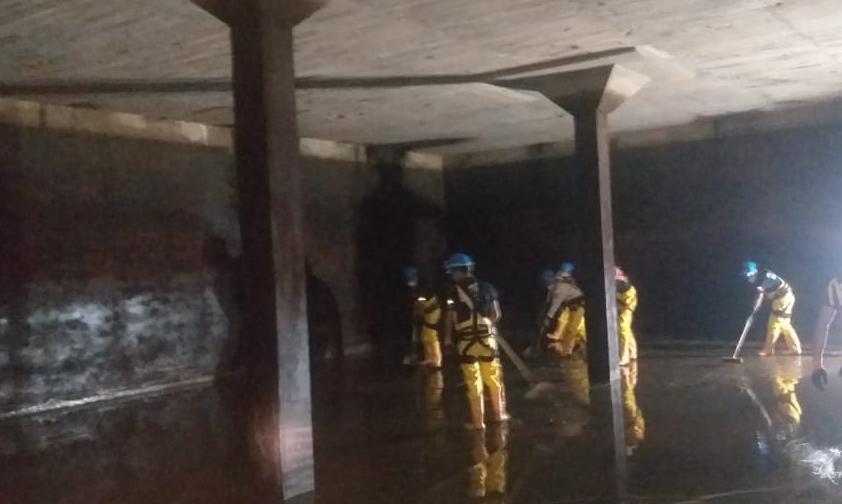 Más de 50 barrios sin agua este martes por lavado de tanques La Alsacia y Ambalá.