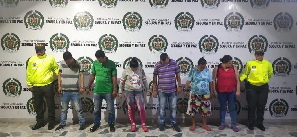 'Los del Manicomio' ya no harán más 'locuras' vendiendo droga en barrios de Ibagué