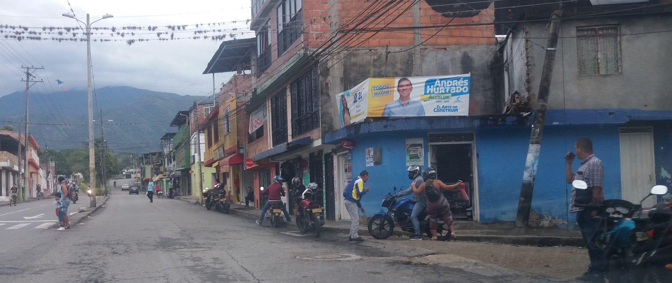 El mototaxismo va en aumento en Ibagué