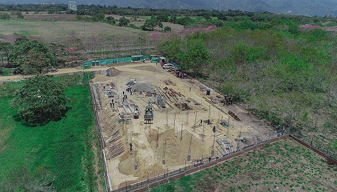 Celsia construye nueva subestación eléctrica en Ibagué