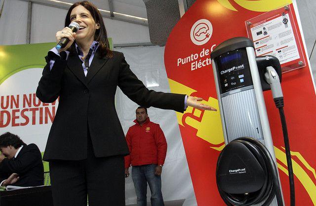 Terpel incrementará en 60% la oferta de estaciones para vehículos eléctricos