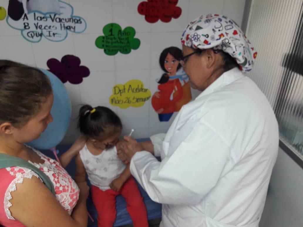 Este año se han aplicado 2.630 vacunas en Ibagué
