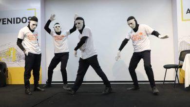 El baile y el canto, es la apuesta de los jóvenes para amar la vida