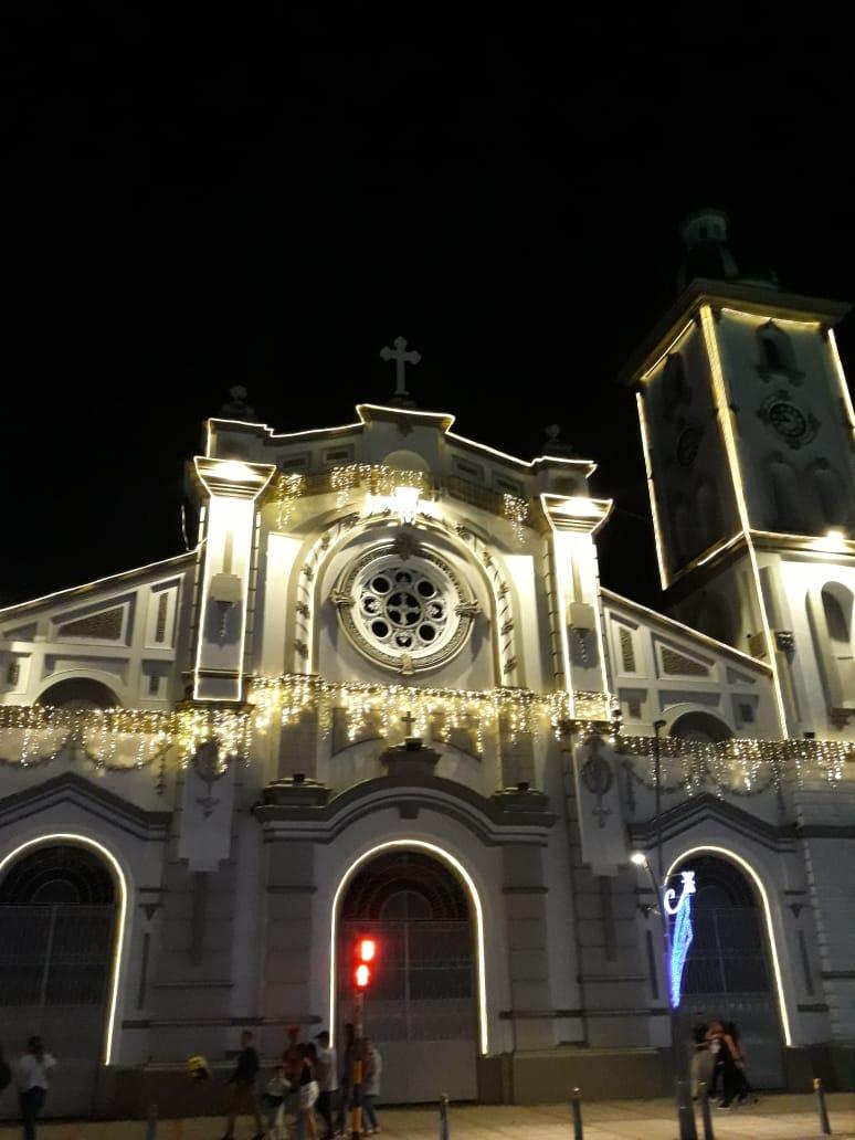 Conozca los 26 puntos de alumbrado navideño de Ibagué