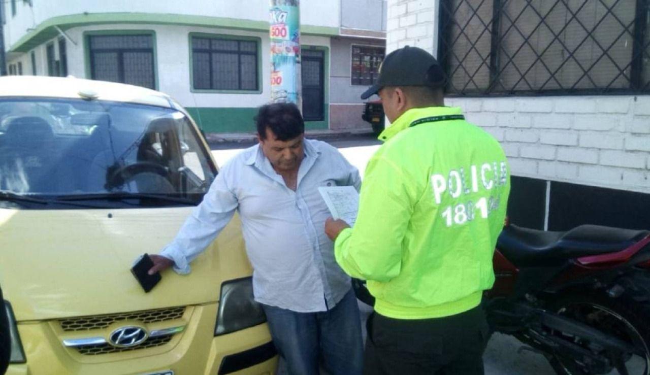 Taxista preacordó con la Fiscalía en caso de homicidio y tentativa de homicidio