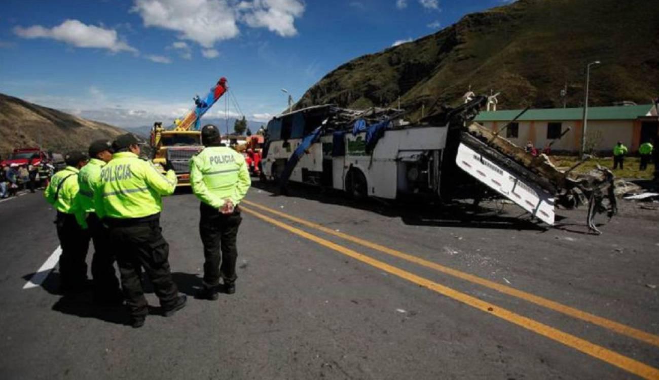 Supertransporte sancionó a empresa de 'narcobus'